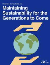 Maintaining Sustainability for the Generations to Come
